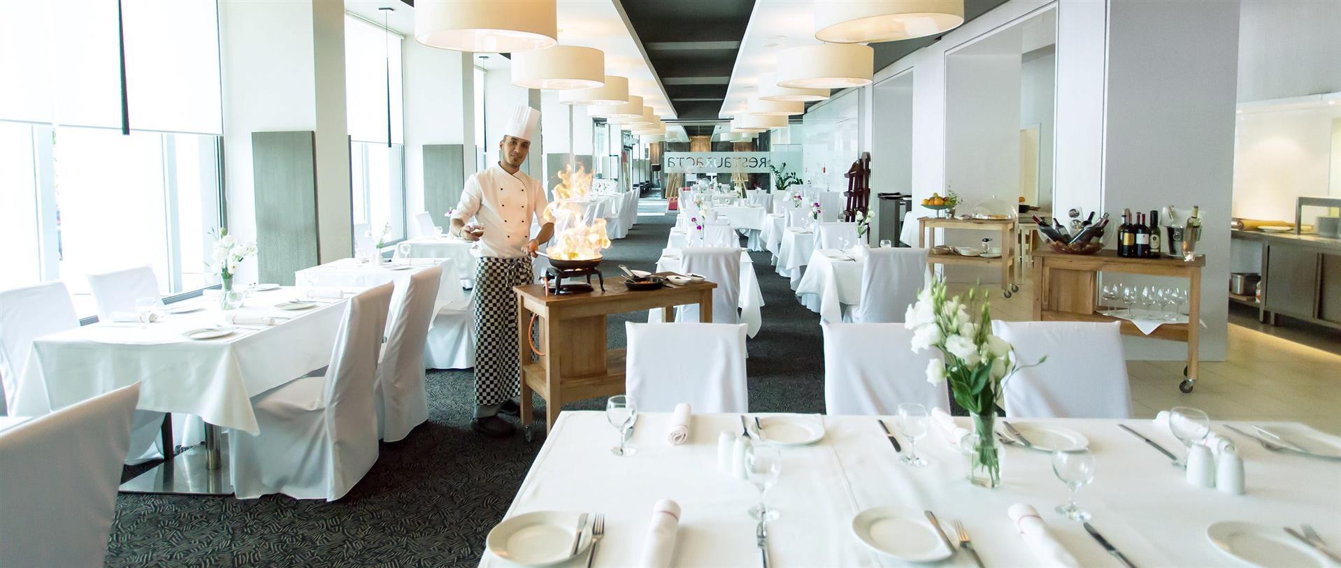 Restauracja Kuchnia Otwarta Hotel Park Inn By Radisson Kato